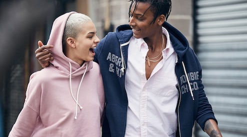 d75c835b Abercrombie & Fitch Looks to Hollister for Lessons in Tapping Gen-Z ...