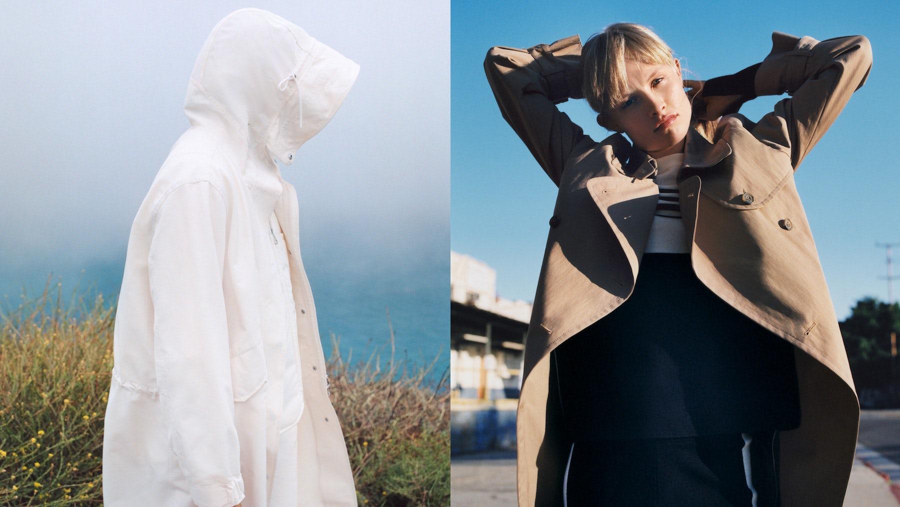 Arket Autumn/Winter 2017 womenswear campaign | Source: Courtesy