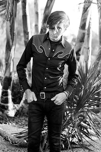 Hedi Slimane in Los Angeles, May 2017 | Source: Courtesy