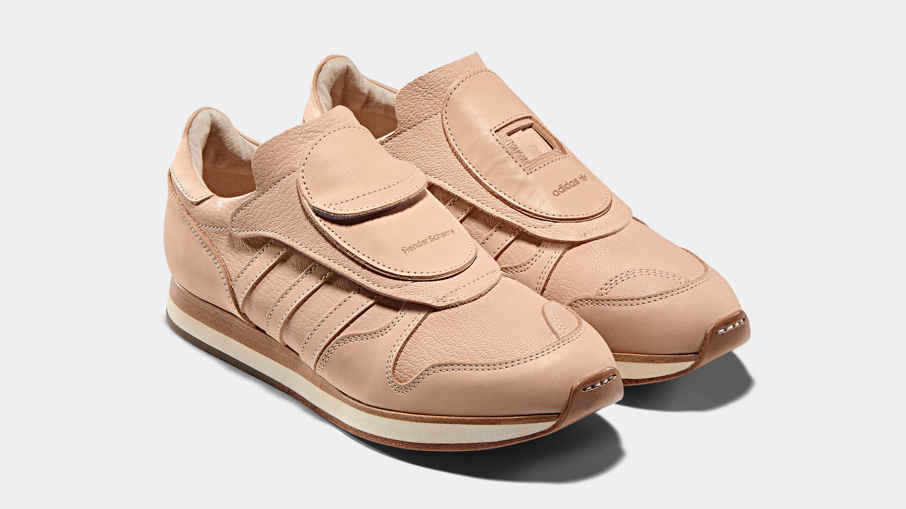 A Hender Scheme x Adidas Originals MicroPacer, one of three styles from the collaboration | Source: Courtesy