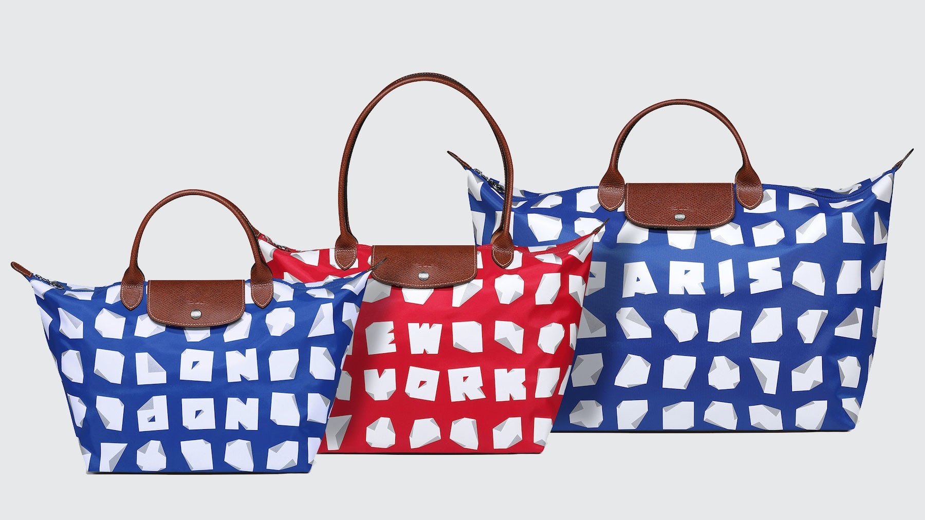 Longchamp Gets Graphic Spin with Vahram Muratyan Collaboration