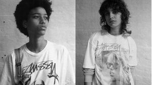 Stüssy collaborates with Dover Street Market | Source: Ari Marcopoulos for Stüssy
