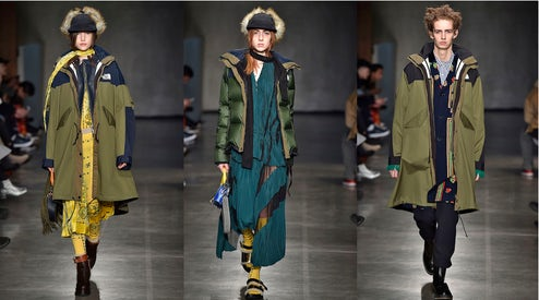 59225b3effb The North Face Teams With Sacai to Target High Fashion