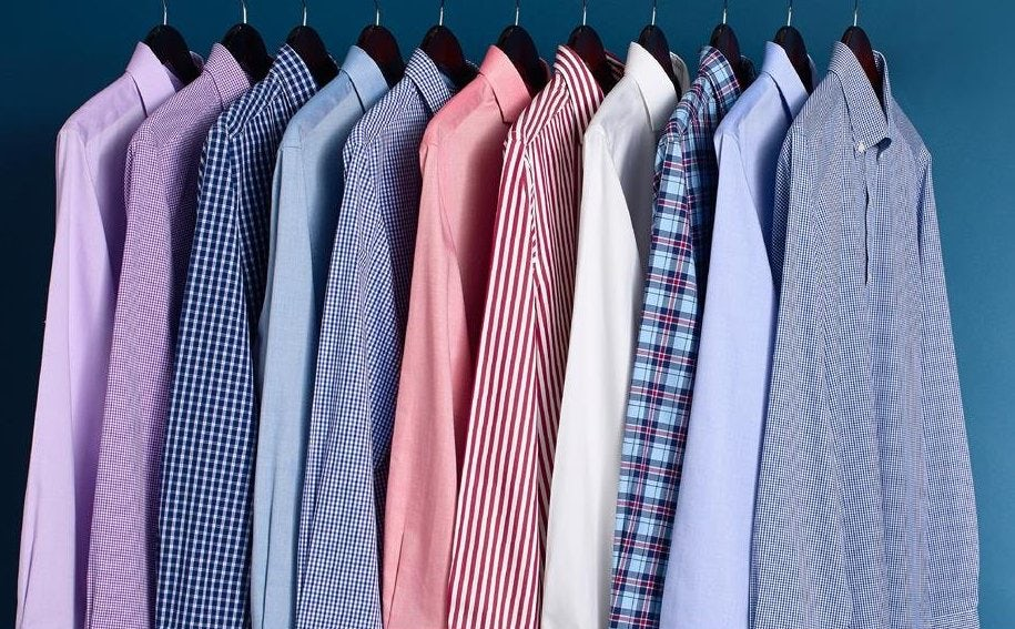 Shirts by Buttoned Down | Source: Amazon
