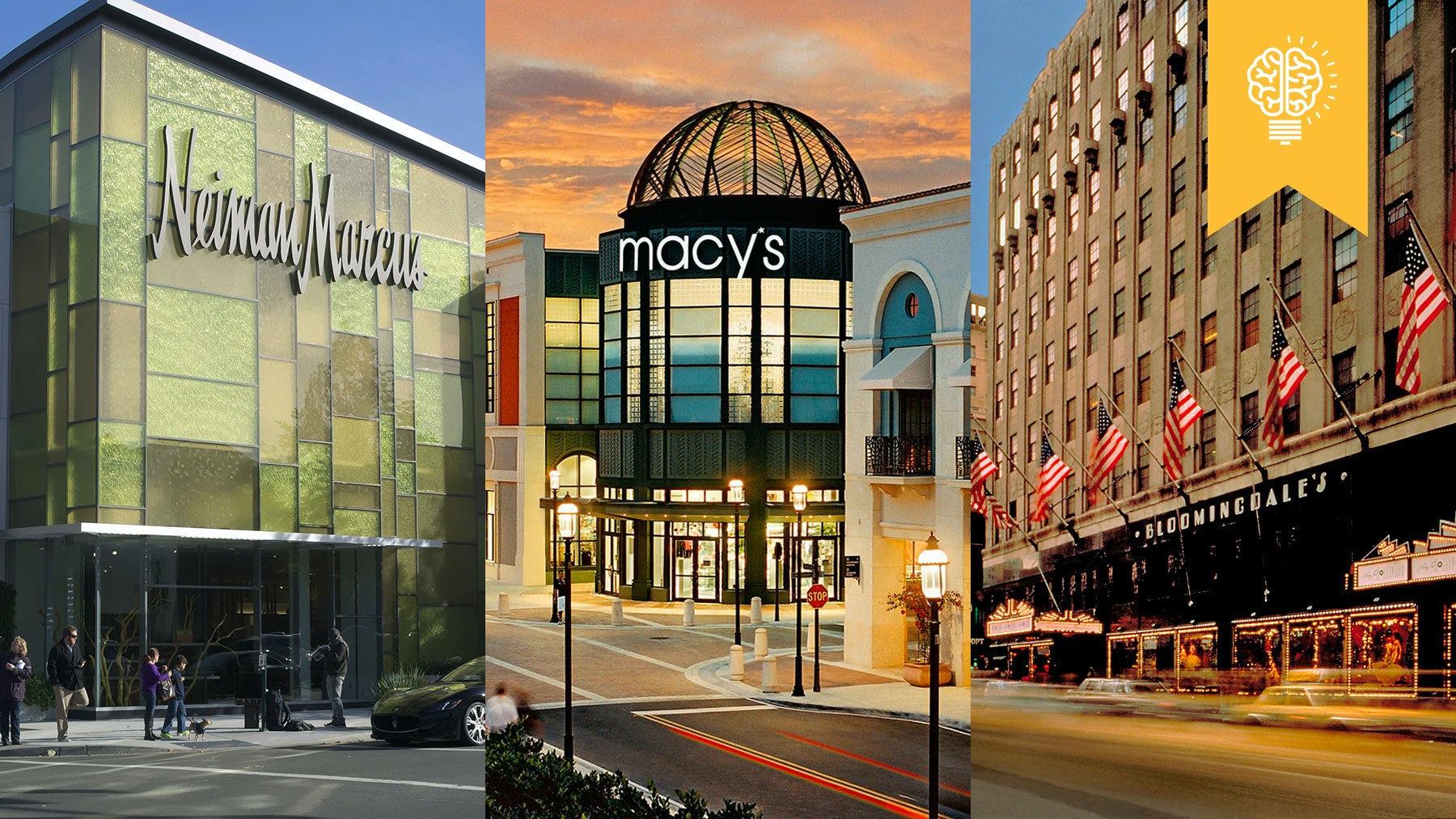 Source (L-R): Shutterstock, Macy's Inc., Macy's Inc.