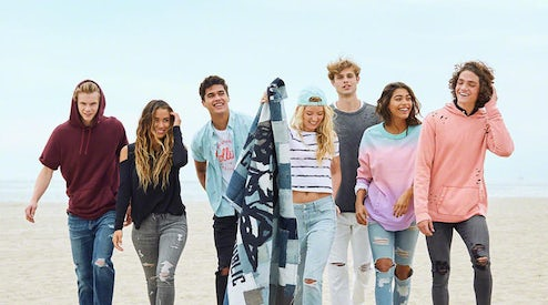 How Hollister Came Back From The Dead | News & Analysis | BoF