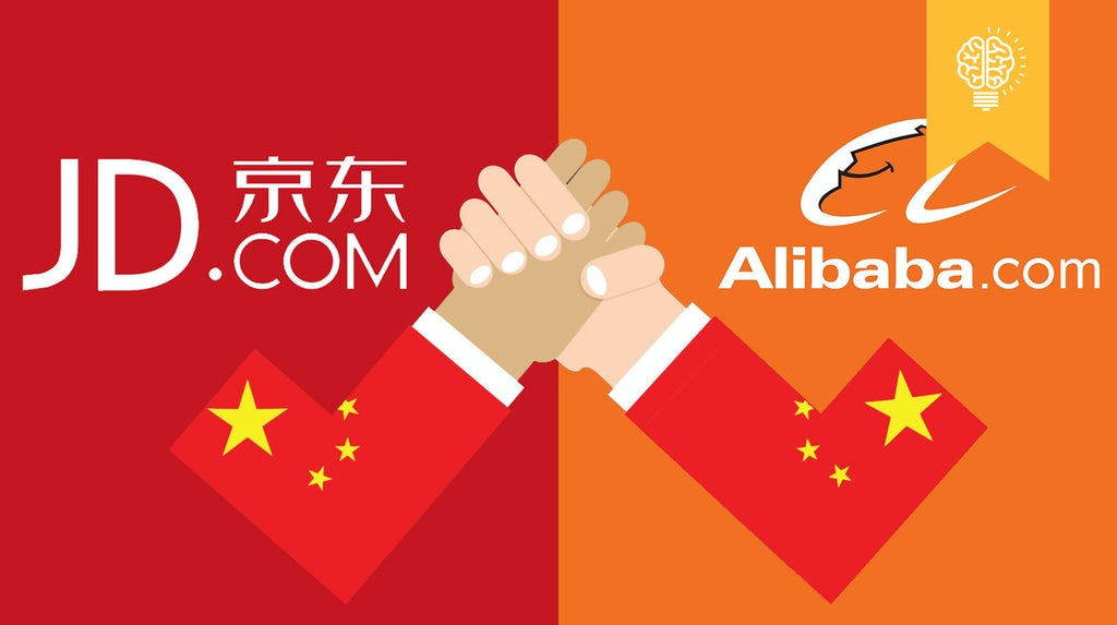 Image result for JD.com vs Alibaba: Battle Ground Thailand