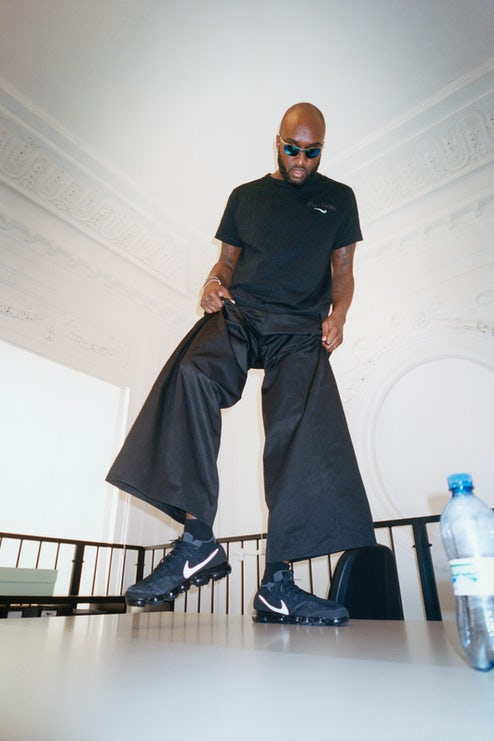 65cca23b4 Off-White founder and creative director Virgil Abloh | Source: Courtesy