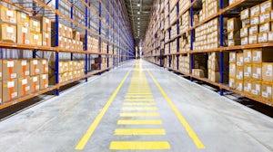 Inside a warehouse | Source: Shutterstock