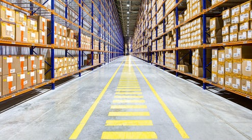 Warehouses Get Bigger, Taller and Faster as E-Commerce Takes