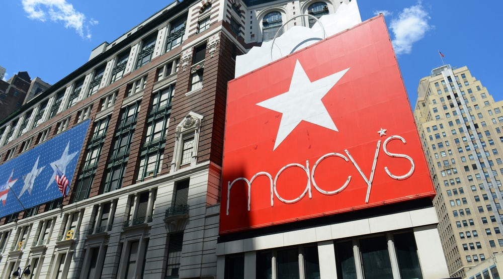 Macy's | Source: Shutterstock