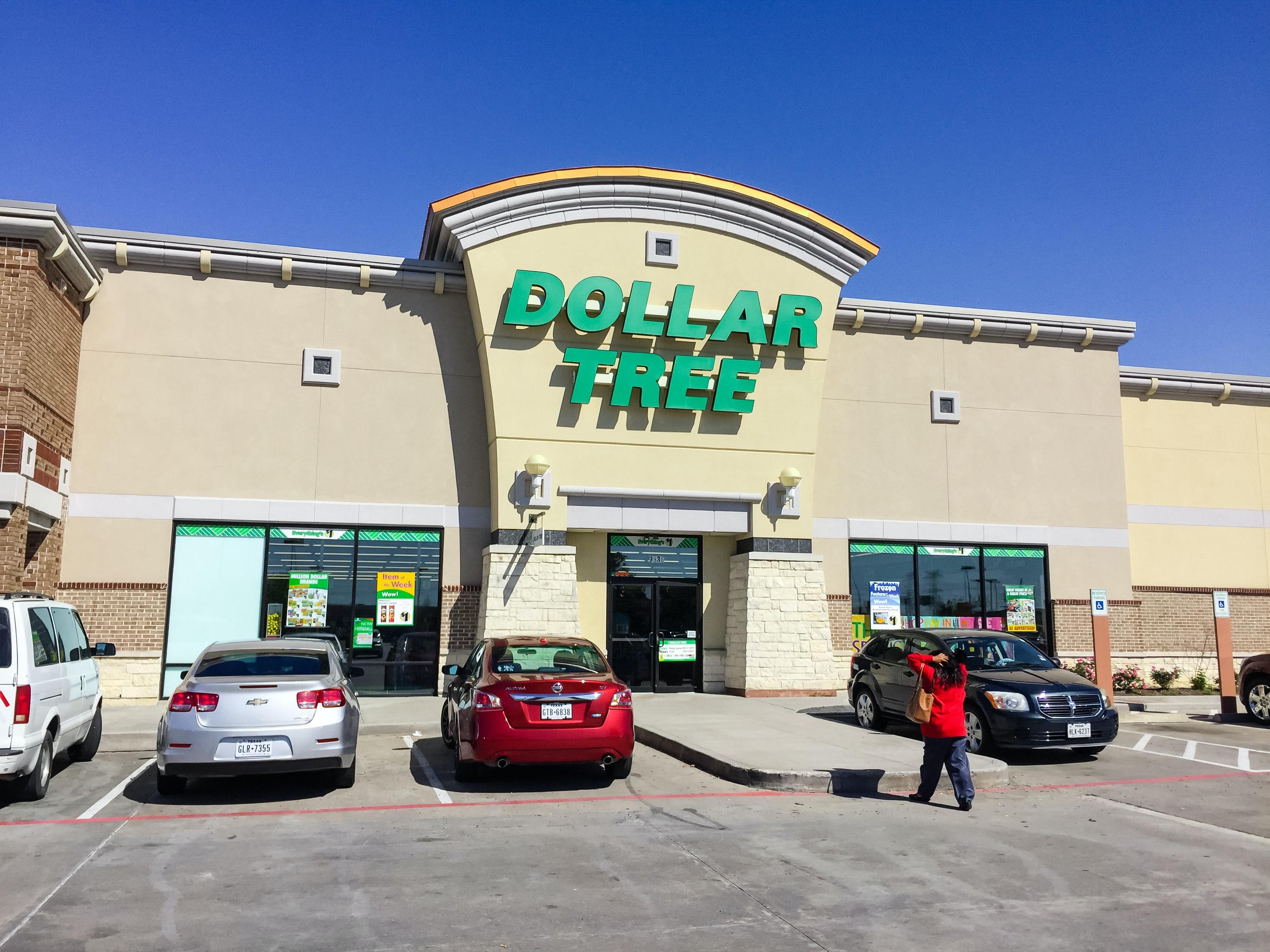 Dollar Stores Stand their Ground in Escalating Retail Price War