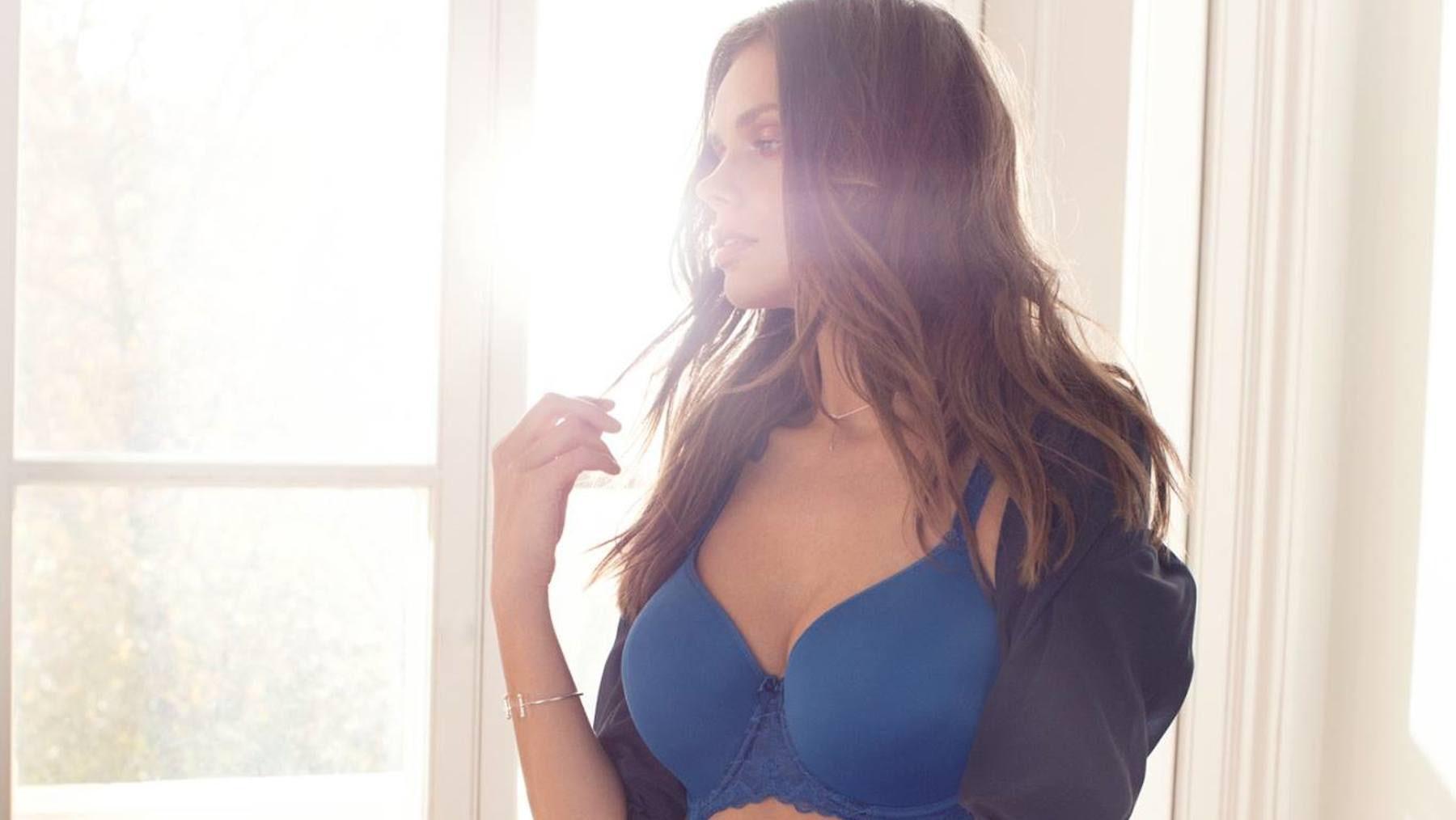 One of Brayola's plus-size bras | Source: Brayola