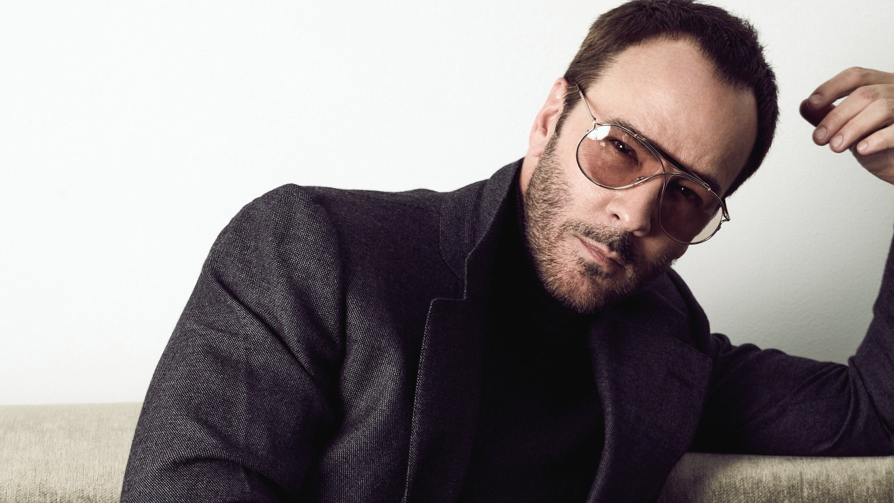 Tom Ford: American Fashion Must 'Become Global'