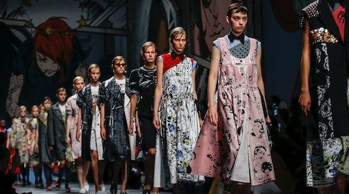 c7bc29468283 Prada and Ferragamo Unfashionably Late to Luxury Industry's Rebound ...