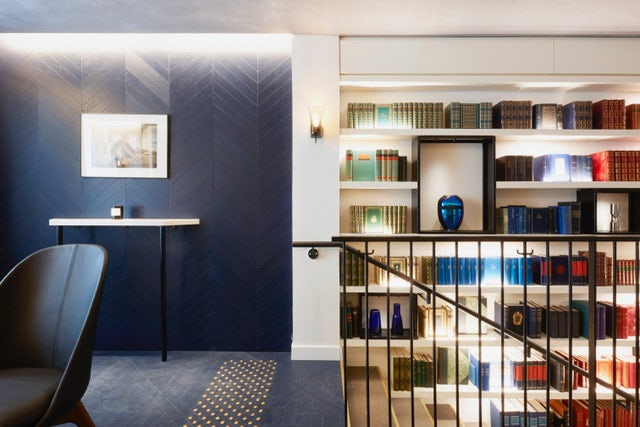 The Amastan Hotel, Paris | Source: Courtesy