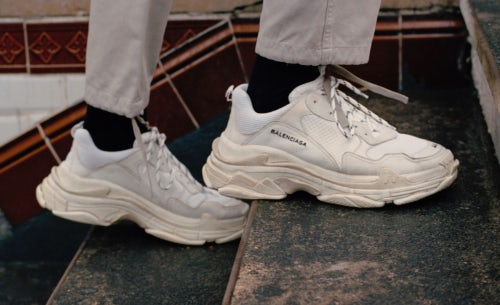 Balenciaga Triple S for MatchesFashion | Source: Courtesy