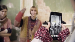 Burberry's AR fashion app | Source: Courtesy