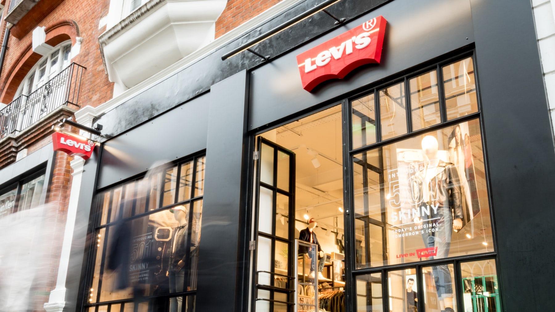 Levi's store | Source: Shutterstock