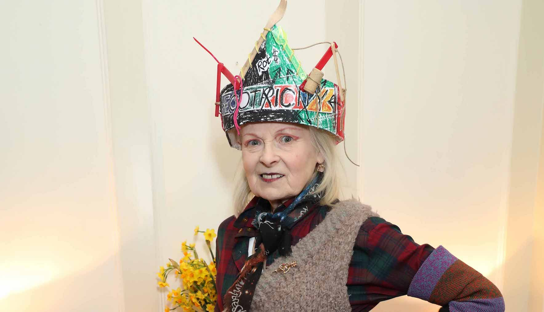 Vivienne Westwood | Source: Courtesy