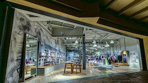 Nike's women-only store at Newport Beach, California | Source: Nike