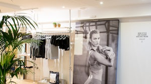 Adidas fitness studio in London | Source: Adidas