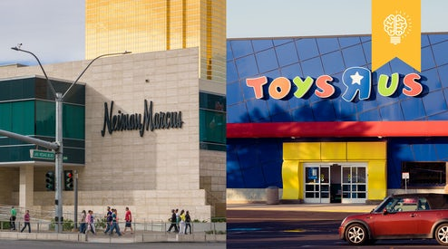 Neiman Marcus And The Cautionary Tale Of Toys R Us Bof Professional This Week In Fashion Bof