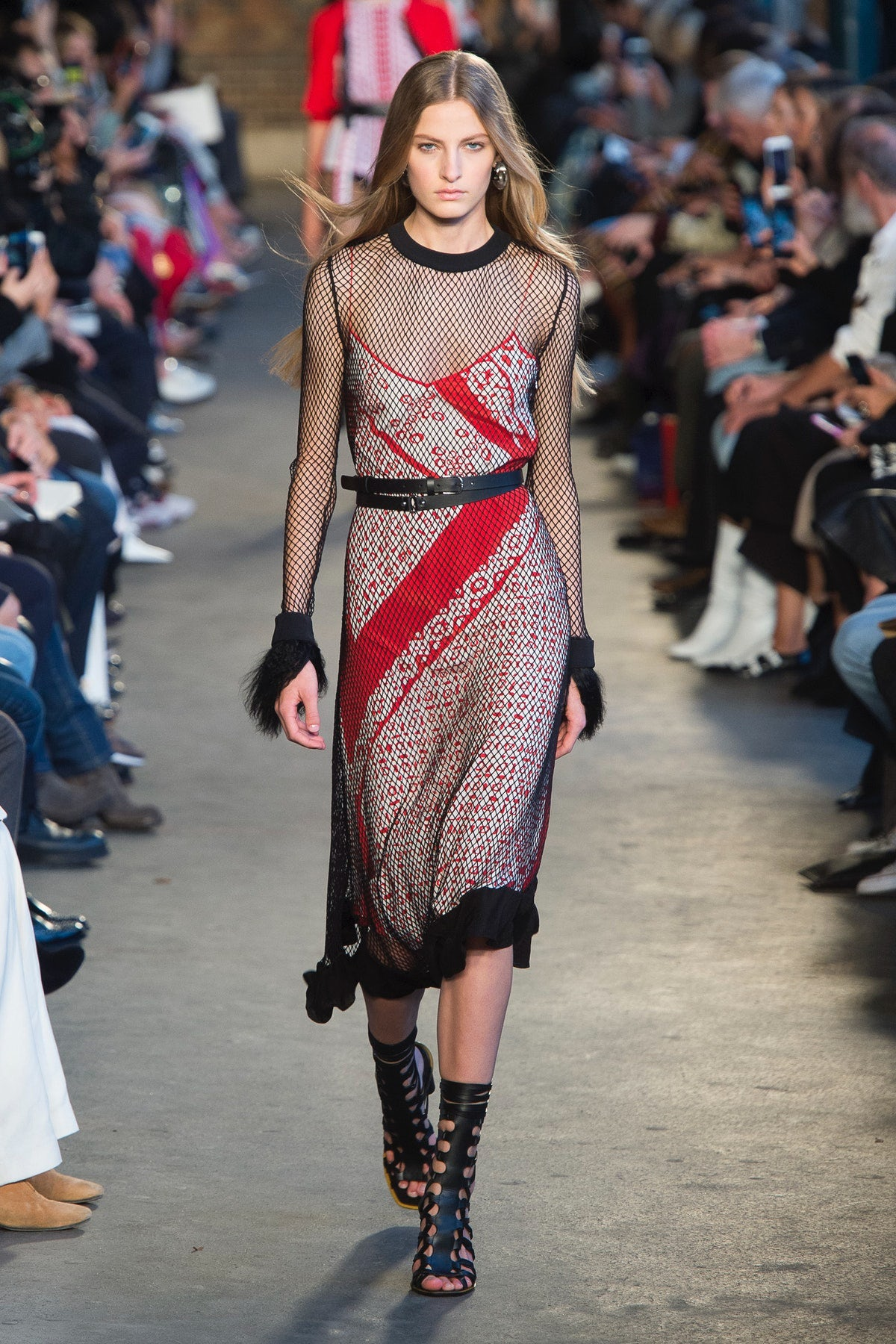 Altuzarra Plays to His Strengths