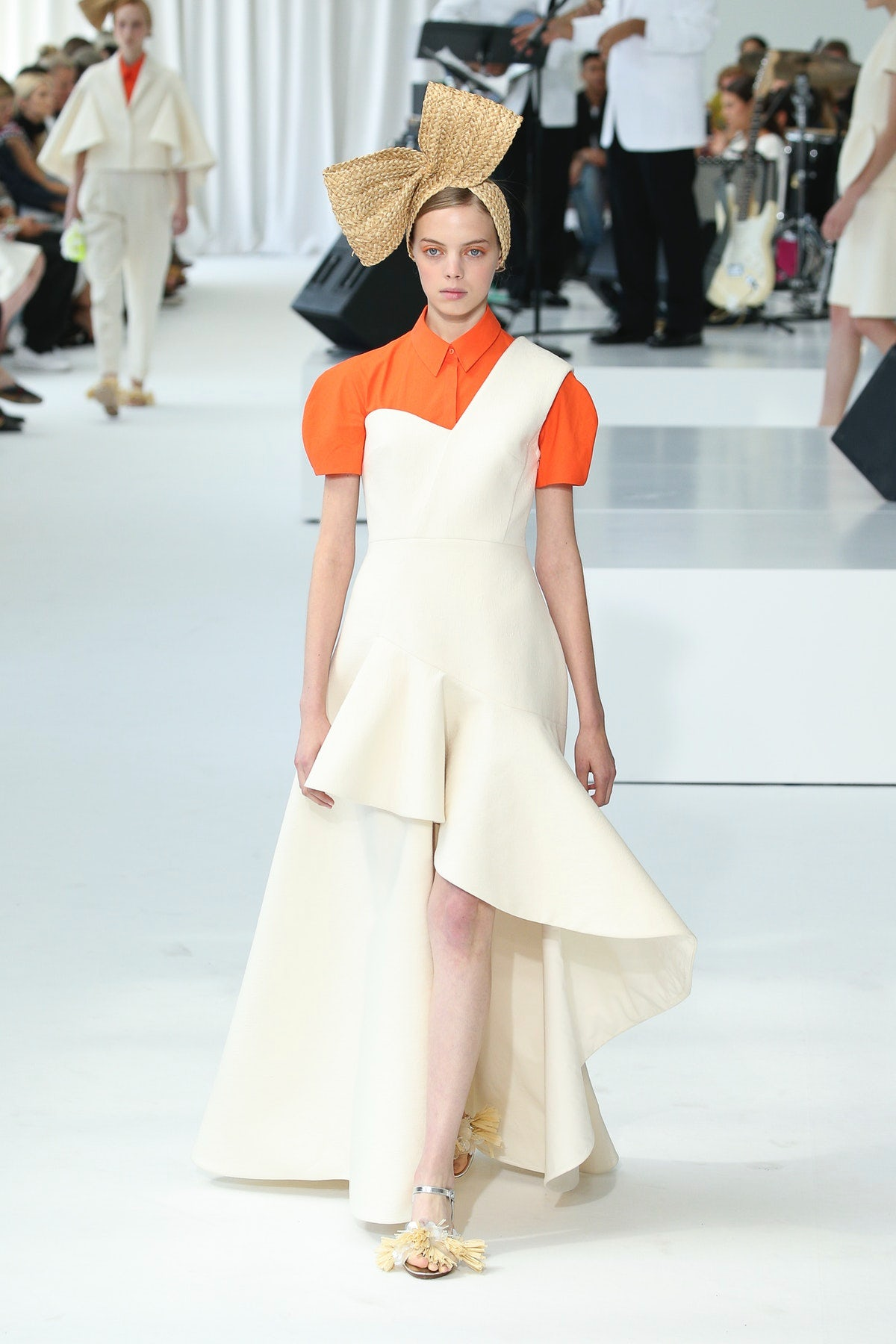 Delpozo Lightens Up