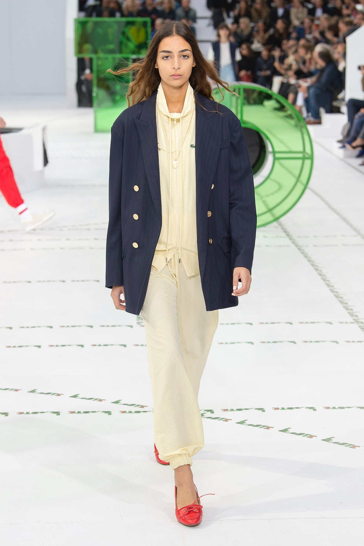 From Bourgeois to Street Style at Lacoste