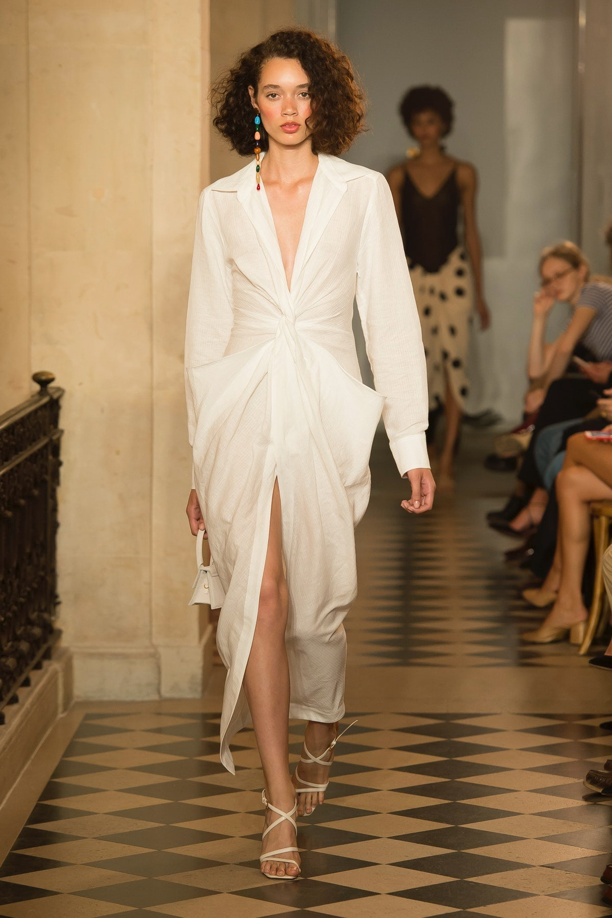 At Jacquemus, Mother Knows Best