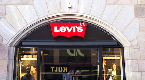 df83a7a3dc Levi Strauss Files for IPO