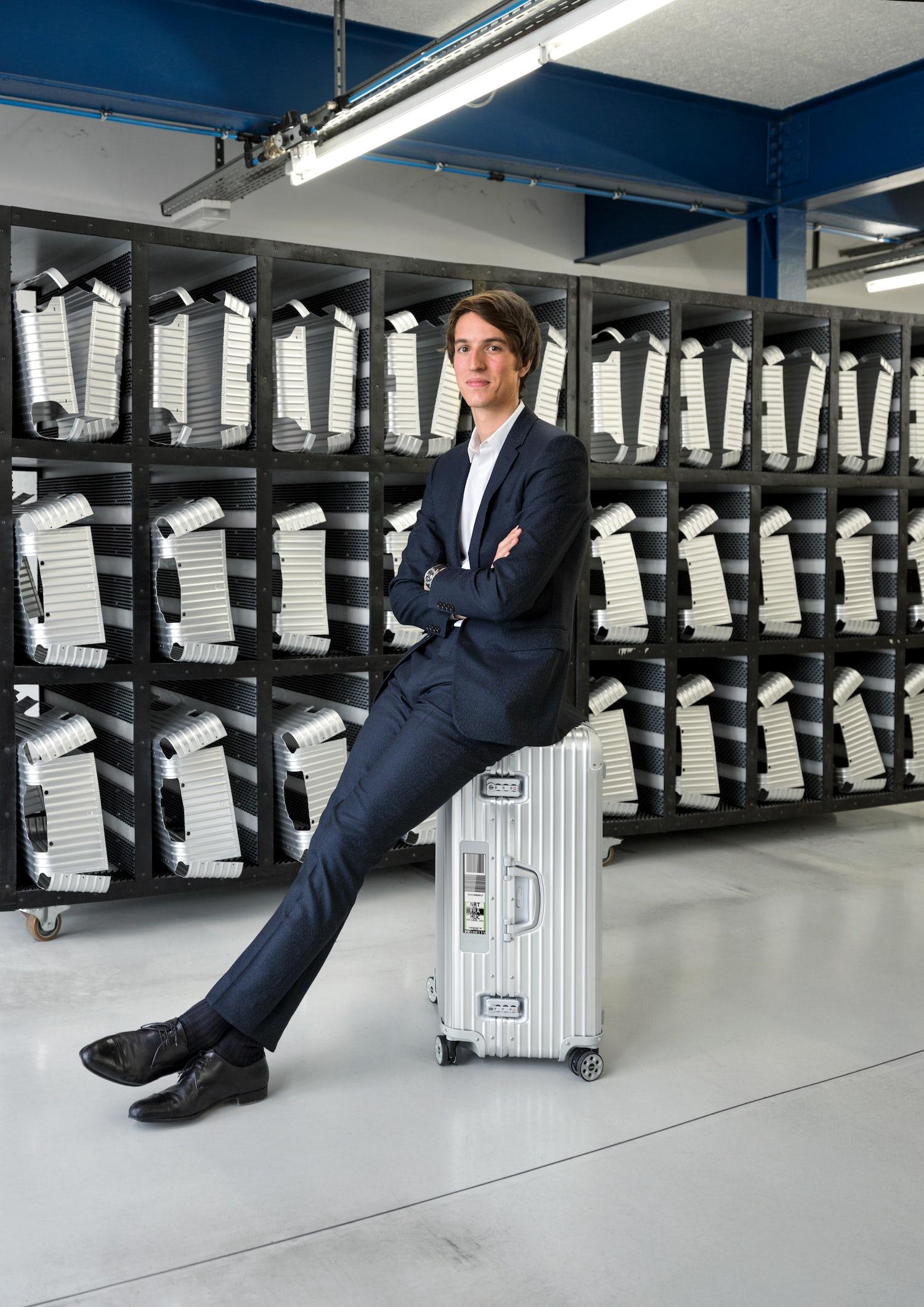 Article cover of Alexandre Arnault, LVMH's Digital Scion