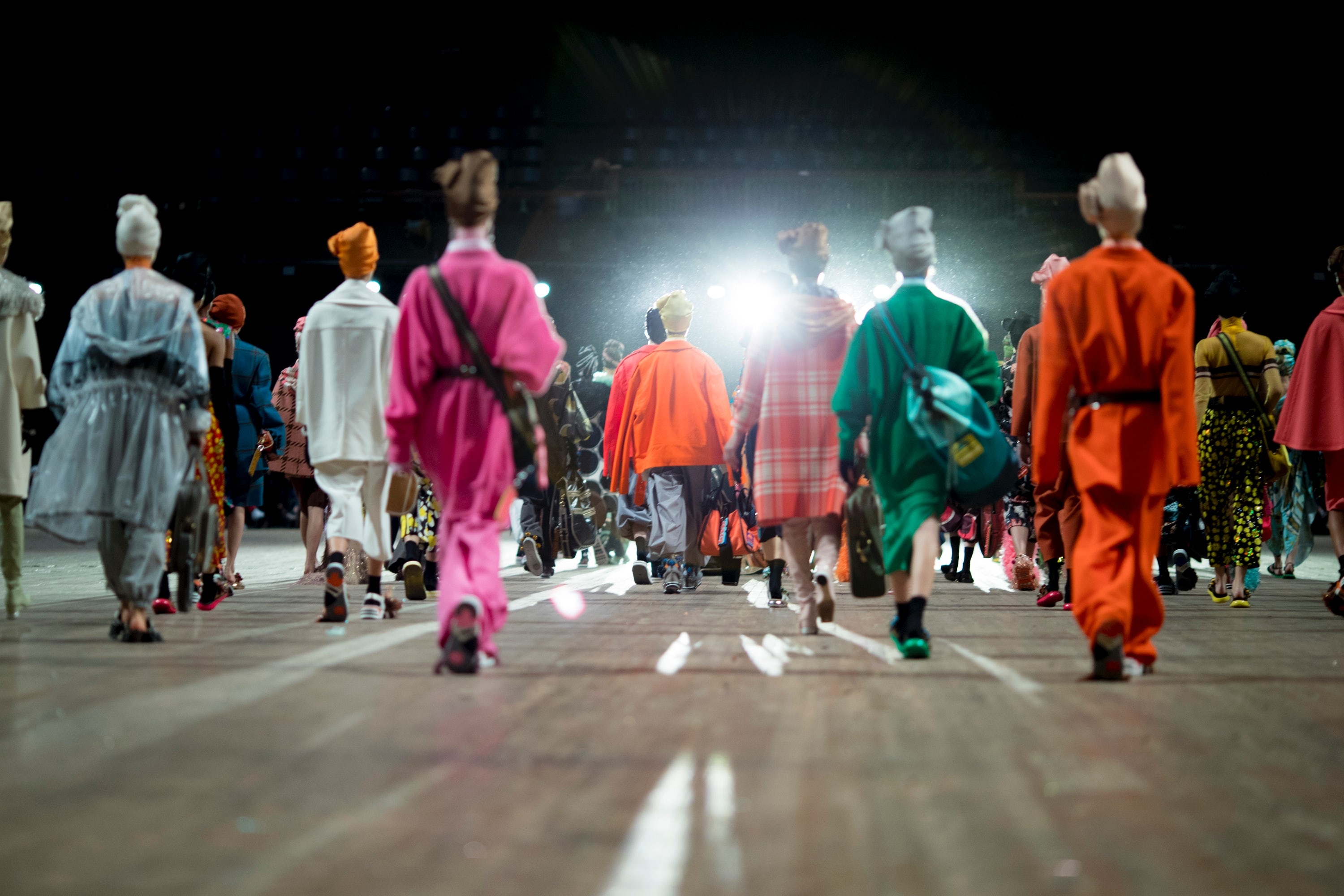 Marc Jacobs Spring 2018 Runway Show | Source: Courtesy