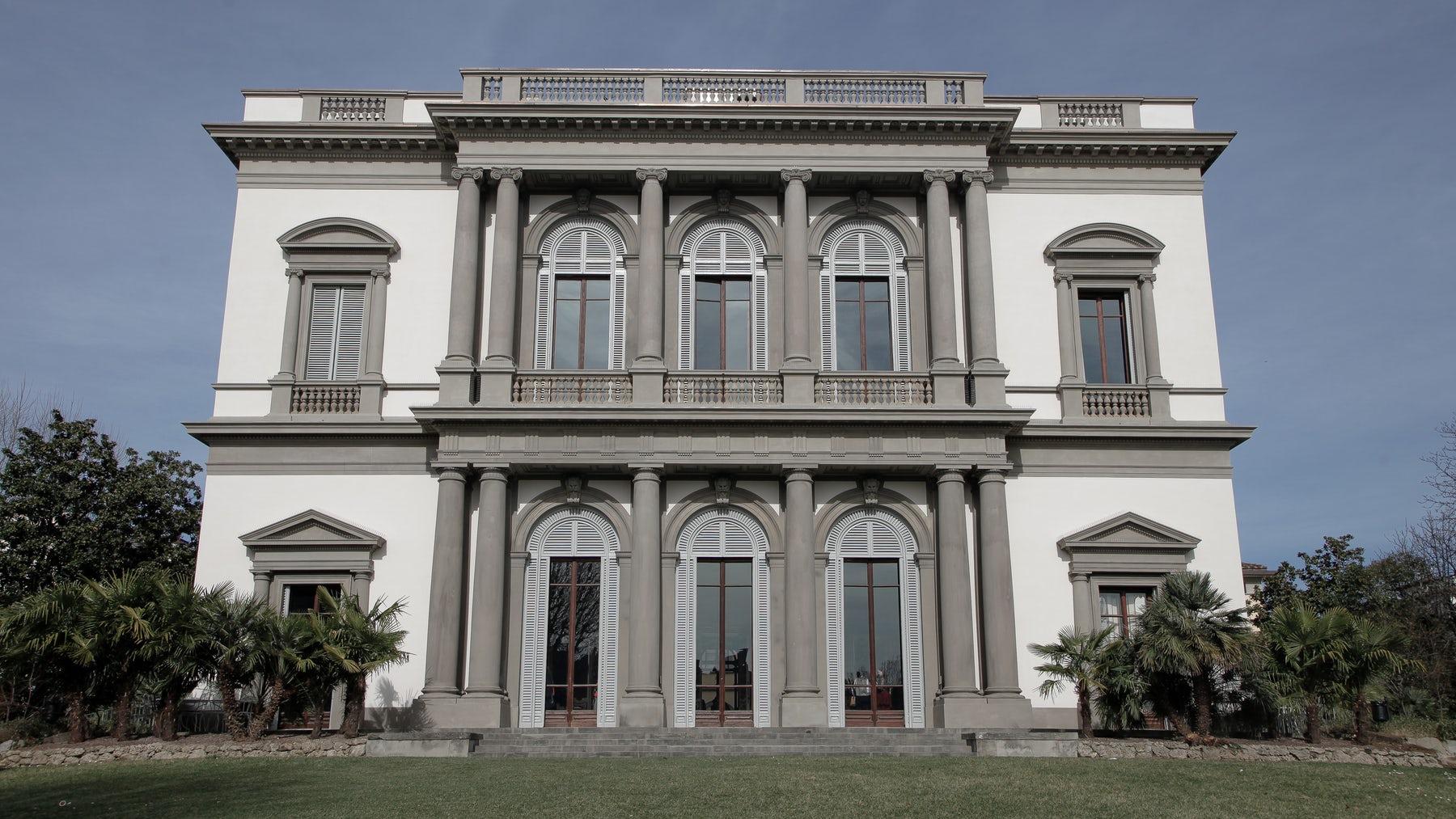 Polimoda headquarters in Villa Favard in Florence, Italy | Source: Courtesy
