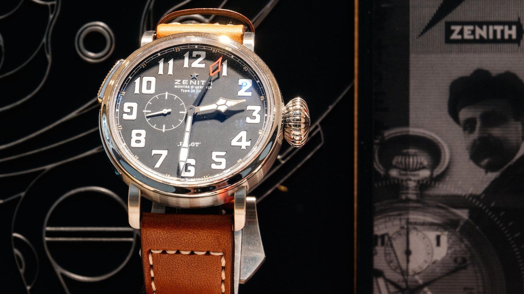 A Zenith watch | Source: Shutterstock