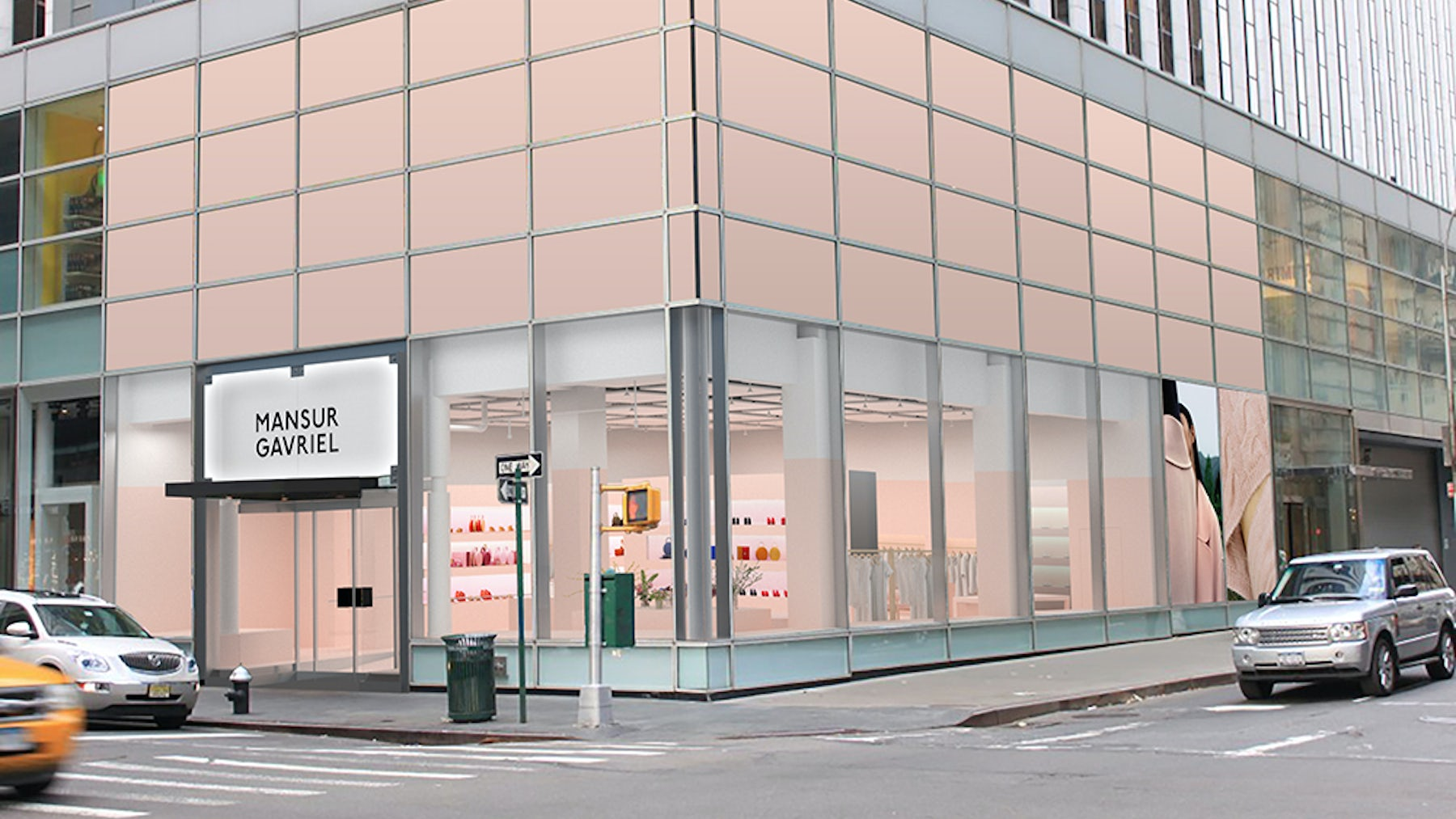Mansur Gavriel Delves Deeper Into Physical Retail With Uptown Holiday Pop-Up