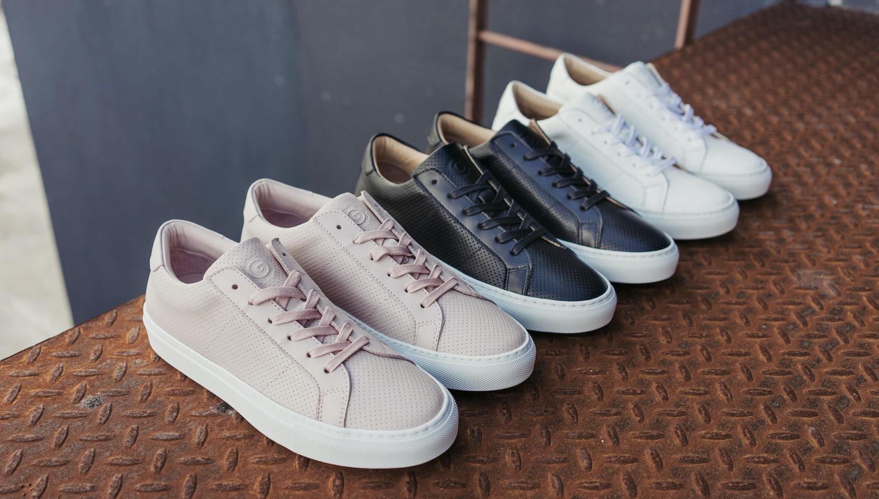 Disruptive Sneaker Brand Greats