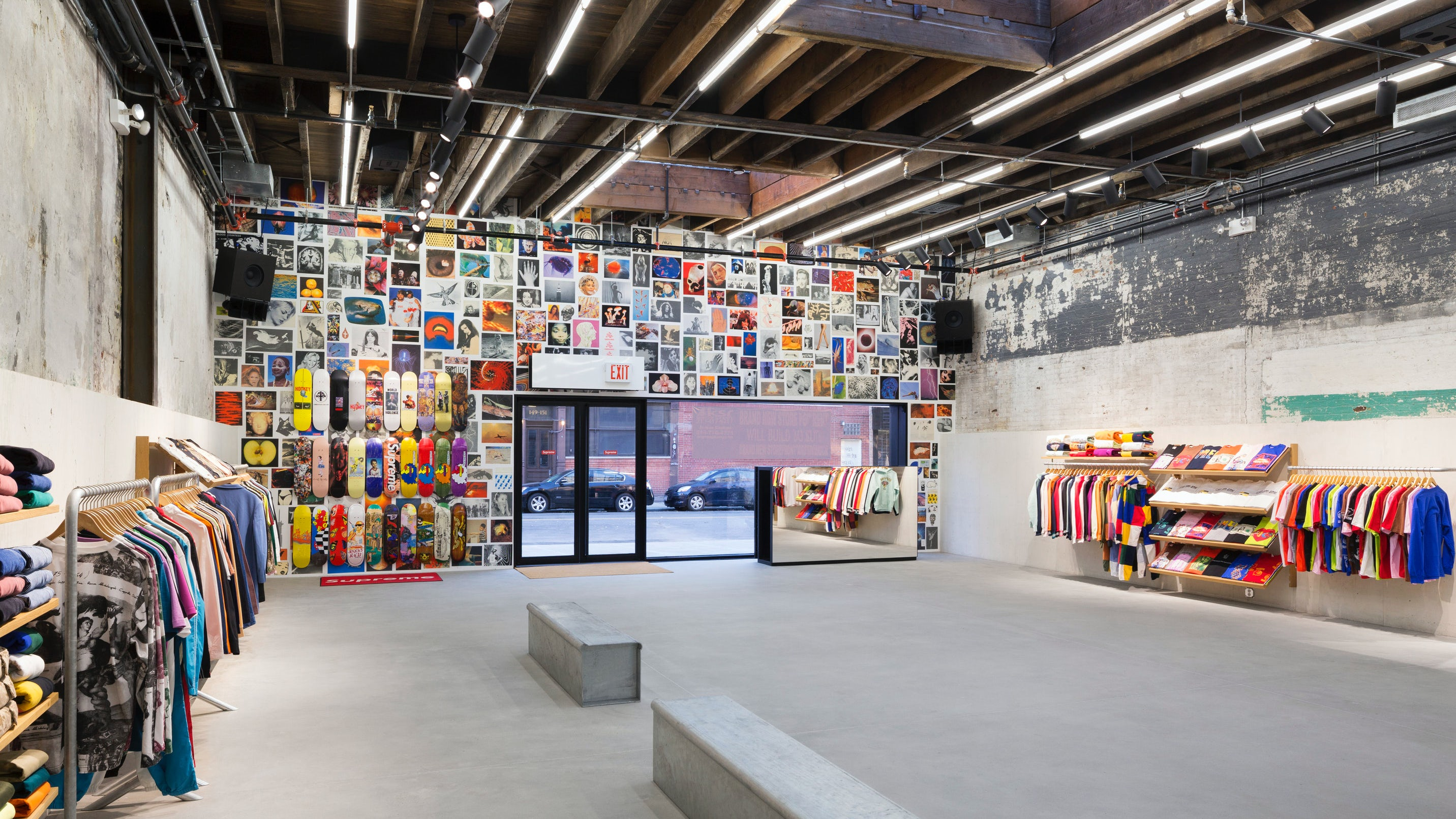 Inside Supreme Brooklyn | Source: Courtesy
