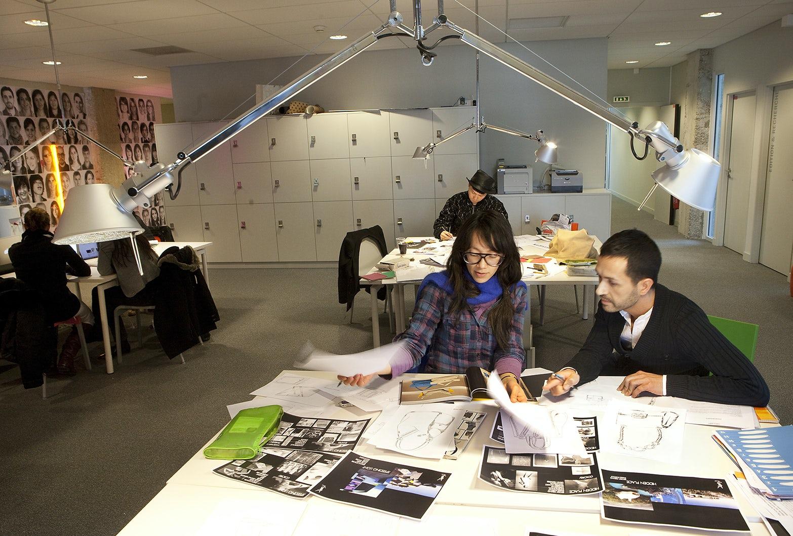 Institut Français de la Mode | Source: Gaillarde Deslandes for IFM
