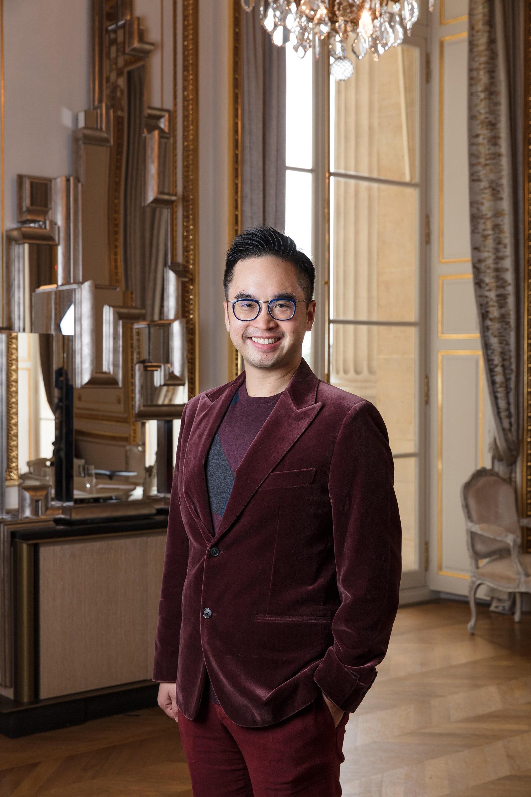 Adrian Cheng | Courtesy, photo by David Atlan