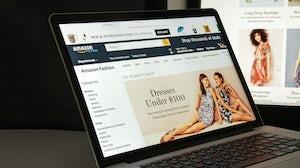Amazon website | Source: Shutterstock