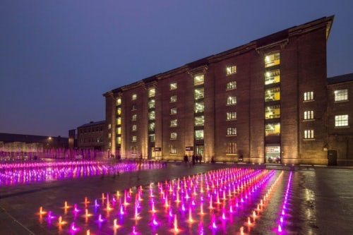 Central Saint Martins in London