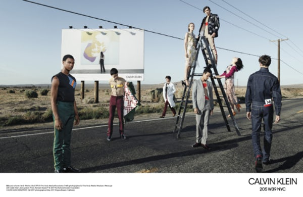 Calvin Klein Autumn/Winter campaign