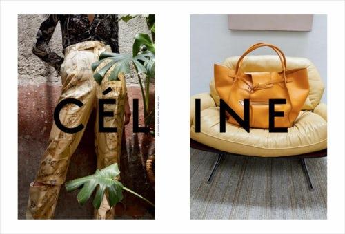 Céline Autumn/Winter 2017 campaign