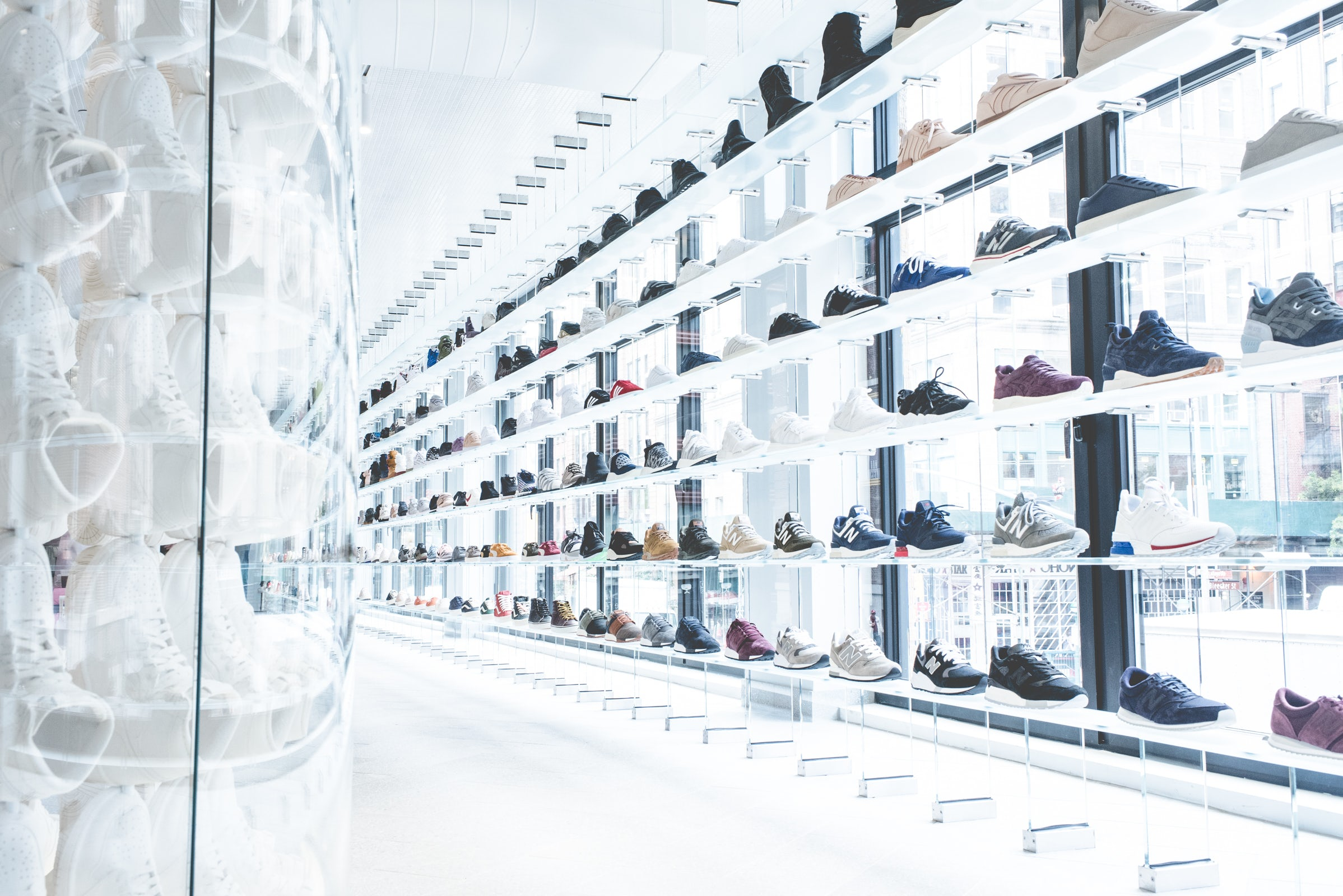 Inside the new Kith shop | Source: Courtesy