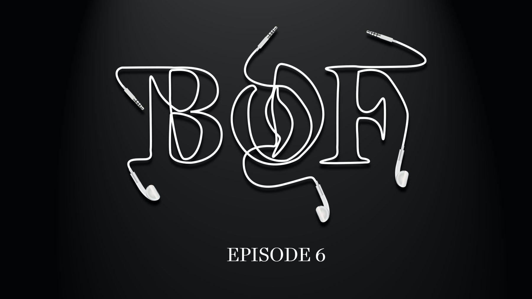 The BoF Podcast Episode 6: Fashion's Discrimination Problem