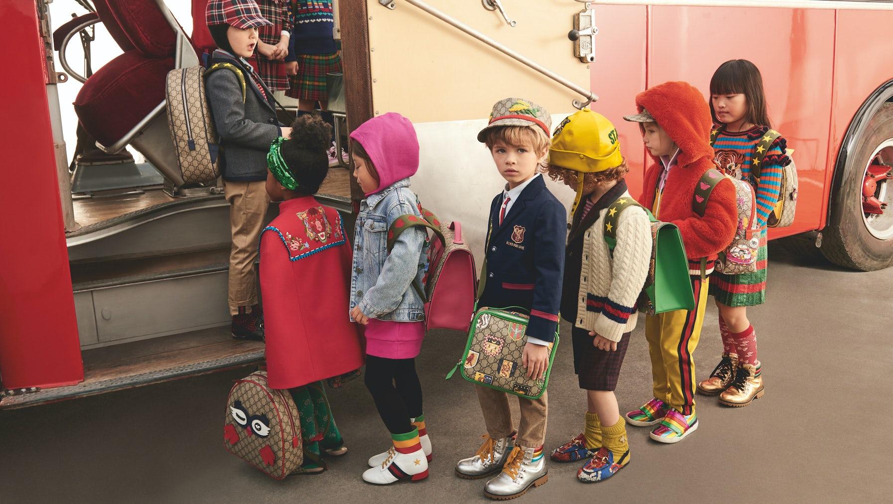How Millennial Culture Is Driving the Luxury Kidswear Market