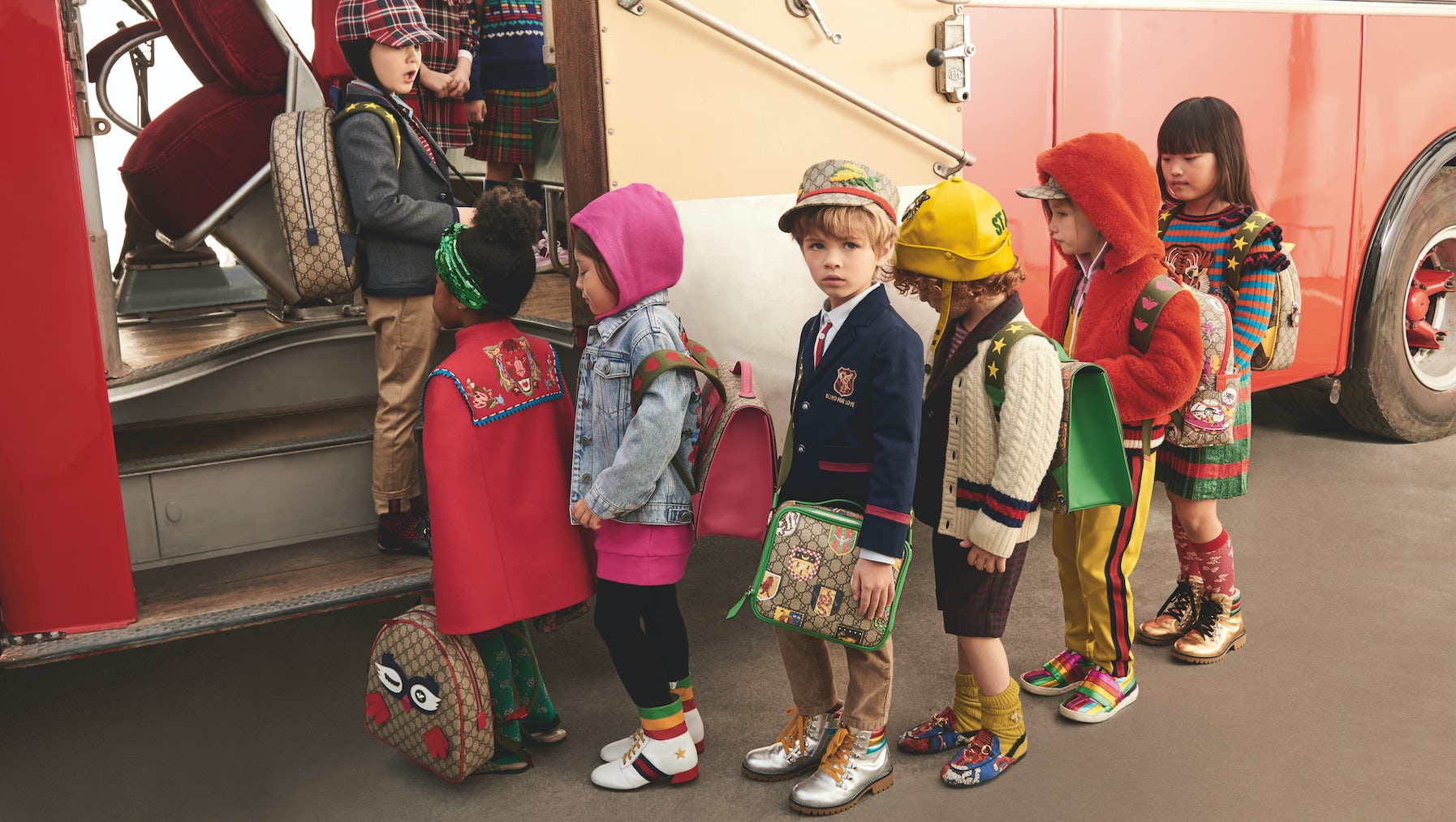 Gucci Kids | Source: Courtesy