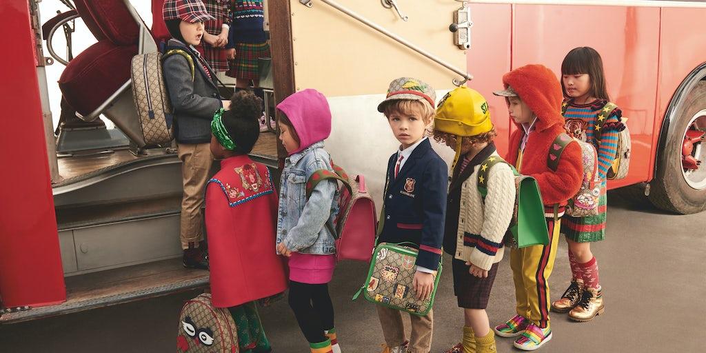 2c708e9cb How Millennial Culture Is Driving the Luxury Kidswear Market ...